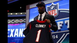Big 22 player Clowney taken 1st overall by… - (14/14)