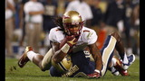 IMAGES: Panthers' draft pick Kelvin Benjamin - (14/23)