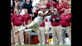 IMAGES: Panthers' draft pick Kelvin Benjamin - (4/23)