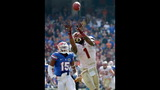 IMAGES: Panthers' draft pick Kelvin Benjamin - (15/23)