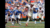 IMAGES: Panthers' draft pick Kelvin Benjamin - (18/23)