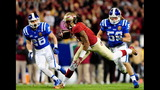 IMAGES: Panthers' draft pick Kelvin Benjamin - (6/23)