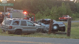 IMAGES: Troopers investigate fatal wreck in Waxhaw - (6/10)