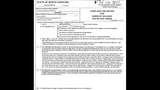 Complaint and motion for domestic violence protective order filed by Hardy's victim_5243662
