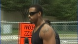 IMAGES: Greg Hardy released from jail - (5/7)