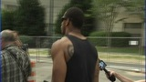 IMAGES: Greg Hardy released from jail - (4/7)