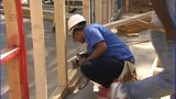 IMAGES: Local veterans help build home - (6/10)
