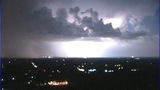 IMAGES: Lightning caught on camera Tuesday night - (6/10)
