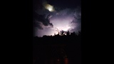 IMAGES: Lightning caught on camera Tuesday night - (3/10)