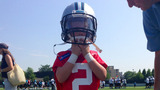 IMAGES: Panthers welcome new 6-year-old QB to… - (2/7)