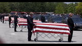 IMAGES: Memorial held in 2007 for fallen… - (5/21)