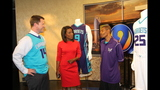 IMAGES: Muggsy Bogues brings new Hornets… - (5/13)
