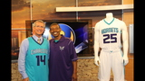 IMAGES: Muggsy Bogues brings new Hornets… - (12/13)