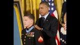 IMAGES: Veteran who studies at USC gets Medal… - (6/10)