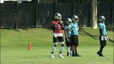 IMAGES: Cam Newton returns to practice after… - (8/10)