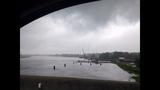 IMAGES: Hurricane Arthur arrives on Carolina coast - (14/25)