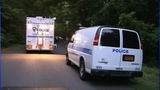IMAGES: Scene of body found in wooded area in… - (8/23)