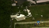 IMAGES: Aerial photos of Arthur's aftermath - (10/15)