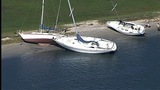 IMAGES: Aerial photos of Arthur's aftermath - (5/15)