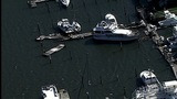 IMAGES: Aerial photos of Arthur's aftermath - (9/15)