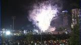 IMAGES: Fireworks at BB&T Ballpark - (10/21)