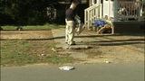IMAGES: CMPD investigating west Charlotte murder - (4/6)