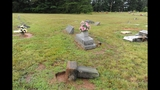 IMAGES: Headstones maliciously damaged in cemetery - (3/3)