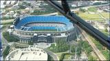 CHOPPER IMAGES: Bank of America Stadium… - (6/13)
