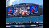 IMAGES: Panthers Fan Fest at Bank of America Stadium - (18/25)