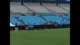 IMAGES: Panthers Fan Fest at Bank of America Stadium - (5/25)