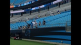 IMAGES: Panthers Fan Fest at Bank of America Stadium - (17/25)