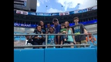 IMAGES: Panthers Fan Fest at Bank of America Stadium - (10/25)