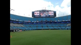 IMAGES: Panthers Fan Fest at Bank of America Stadium - (23/25)