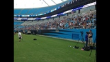 IMAGES: Panthers Fan Fest at Bank of America Stadium - (11/25)