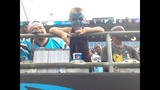 IMAGES: Panthers Fan Fest at Bank of America Stadium - (16/25)