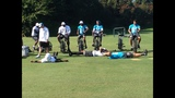 IMAGES: Panthers training camp - (20/23)