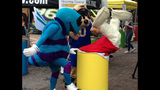 IMAGES: Local mascots come out to support… - (4/25)