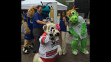 IMAGES: Local mascots come out to support… - (2/25)