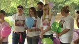 IMAGES: Vigil held for missing Rowan Co. teen… - (6/10)