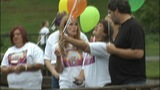 IMAGES: Vigil held for missing Rowan Co. teen… - (1/10)