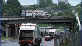 IMAGES: Jack-knifed tractor trailer closes… - (6/14)