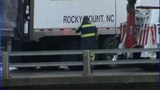 IMAGES: Jack-knifed tractor trailer closes… - (4/14)