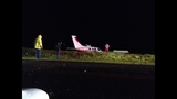 PHOTOS: Minor injuries reported after plane… - (2/7)