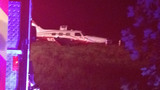 PHOTOS: Minor injuries reported after plane… - (3/7)