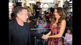 Robin Williams cracks up celebrities - (4/10)