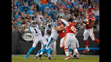 IMAGES: Panthers beat Chiefs in Cam's return to field - (5/21)