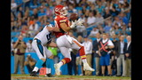 IMAGES: Panthers beat Chiefs in Cam's return to field - (21/21)