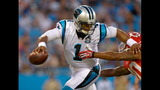 IMAGES: Panthers beat Chiefs in Cam's return to field - (14/21)