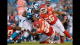IMAGES: Panthers beat Chiefs in Cam's return to field - (15/21)