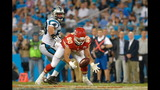 IMAGES: Panthers beat Chiefs in Cam's return to field - (9/21)